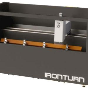Stahlprofile bearbeiten mit dem WEGOMA Sägezentrum IRONTURN