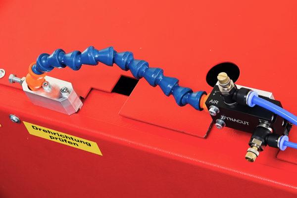 Gehrung sägen DS140 - Kühlsprüheinrichtung