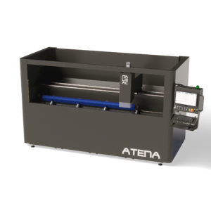 Automatische Stabbearbeitung Profile – Stabbearbeitungszentrum ATENA