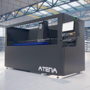 automatic profile machining - CNC Machining Center ATENA