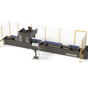 machine profiles with CAD - CNC Machining Center KRONOS