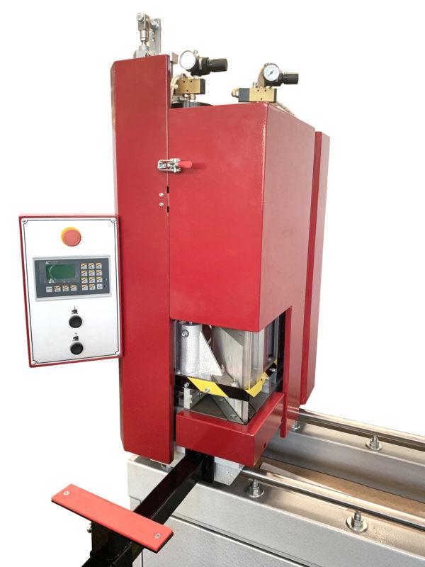 Zweikopfschweißmaschine WSA2
