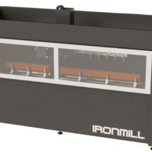 Stahlprofile bearbeiten mit dem WEGOMA Sägezentrum IRONMILL