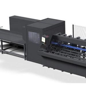 Die zuverlässige Maschine zum Sägen und Bearbeiten von Profilen aus PVC, Aluminium und Stahl: Das Säge- und Bearbeitungszentrum MINERVA!